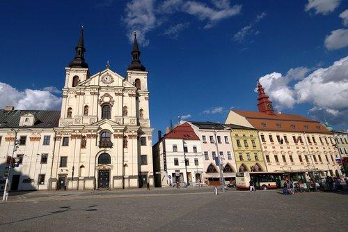 Jihlava church