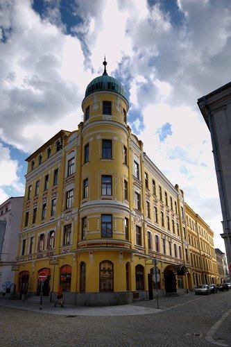 Jihlava facade