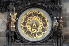 Astronomical Clock Zodiac