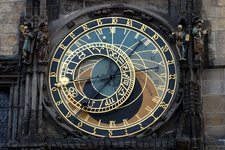 Astronomical Clock face