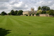 Merton College and Merton Field