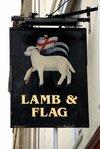 Lamb & Flag