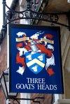 Three Goats Heads