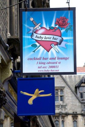 baby love bar