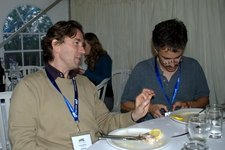 Peter Brown and Bob DuCharme