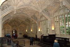 The Divinity School at The Bodleian