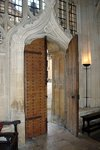 Door by Christopher Wren