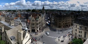 Carfax Tower Panorama