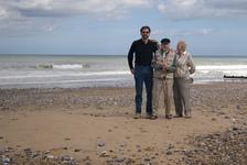 Me, me dad, and me mum