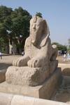 Alabaster (marble) Sphinx