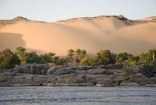 The Nile and the Sahara