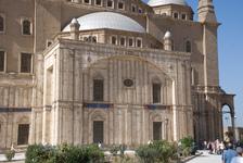 Alabaster (marble) Mosque