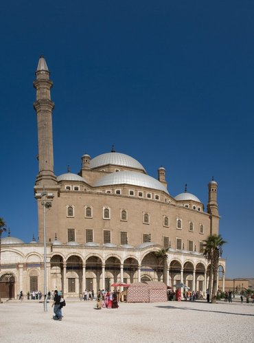 Alabaster Mosque of Muhammad Ali