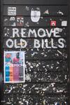 Remove old bills