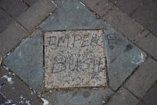 IMPEACE BUSH