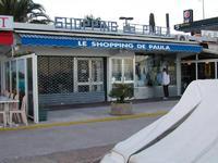 Storefront in Mandelieu la Napoule