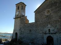 A Church in Cannes at Midmorning