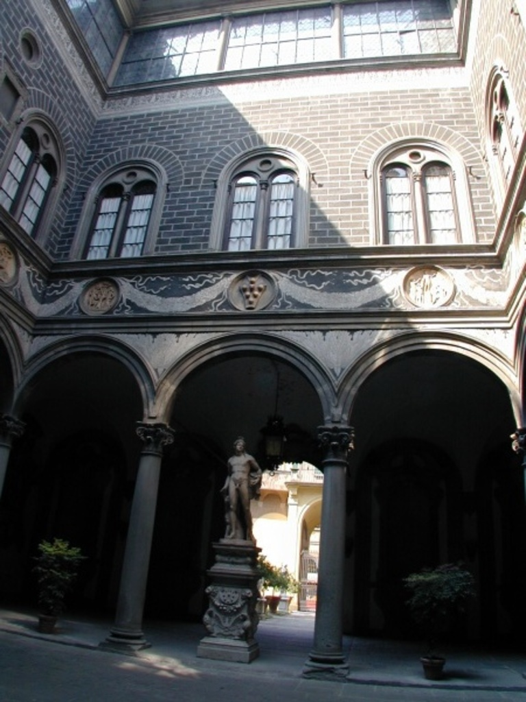 Pallazo Medici Recardi