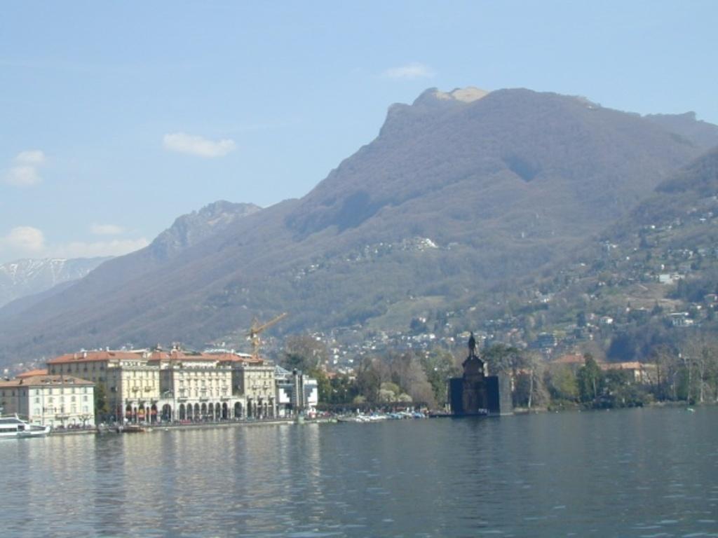 A View at Lugano