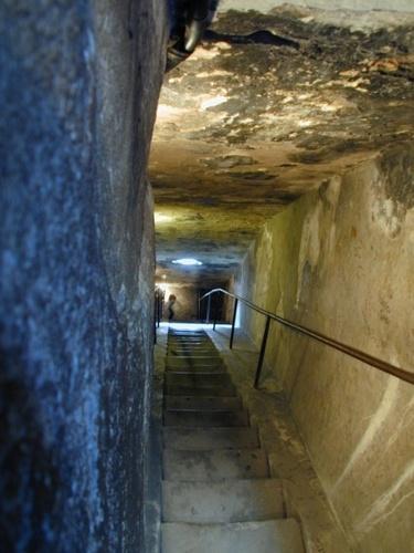 Steps Inside The Duomo
