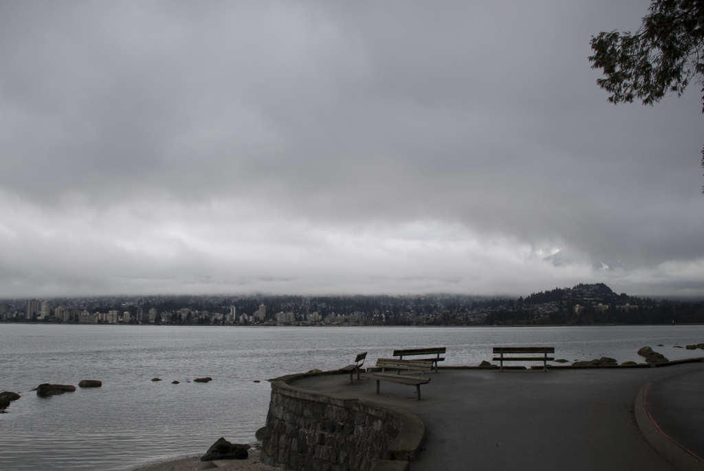 Vancouver from Stanley Park