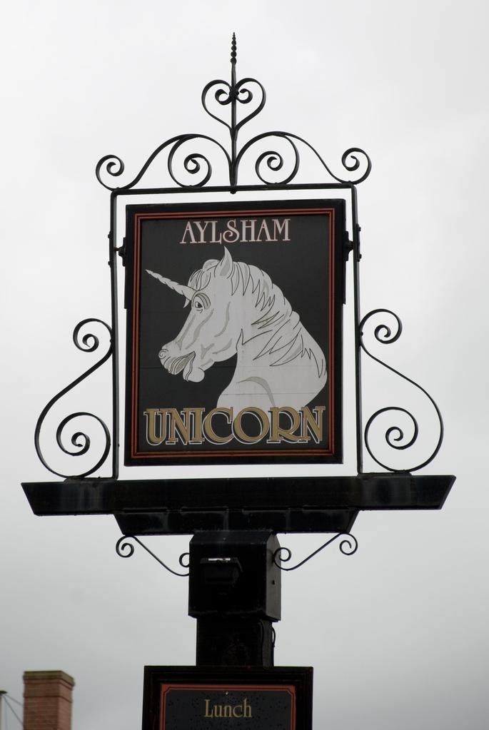 Aylsham Unicorn