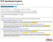 Spec Explorer: Search Results