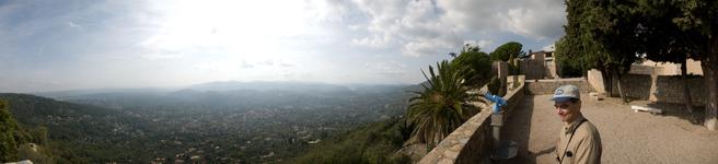 Cabris panorama