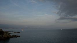 Antibes seascape