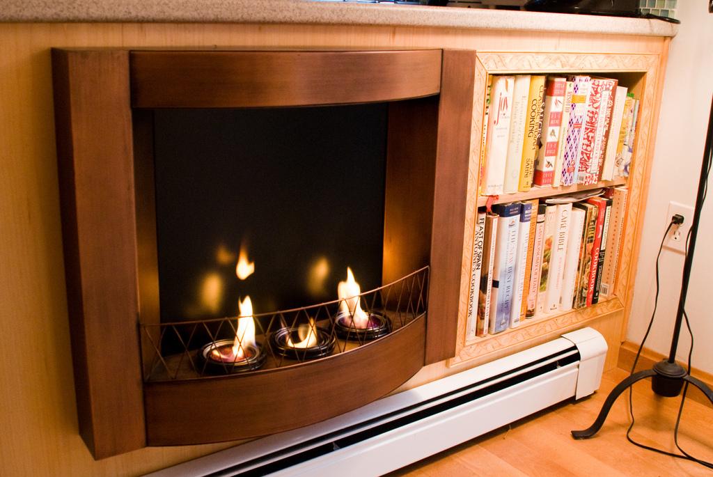 "\""Fireplace\"""