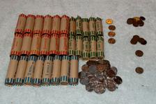 Rolls o' money