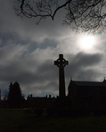 Churchyard monument