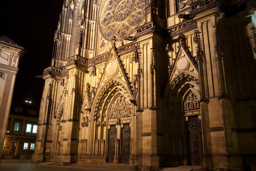 Cathedral at Prague Castle