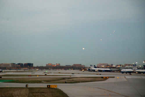 Landings at ORD