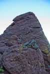 Rocks in Echo Canyon