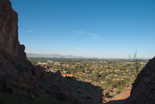 Phoenix from Echo Canyon