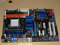 ASUS M4A78T-E Motherboard
