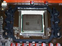 CPU in place