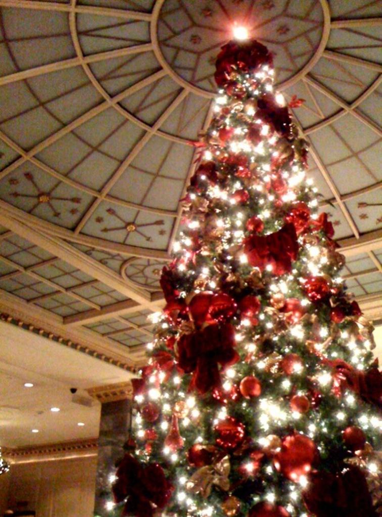 Intercontinental Christmas