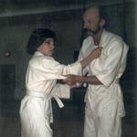 Judo lessons, c. 1975