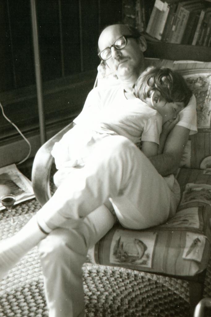 Sleeping, June 1970