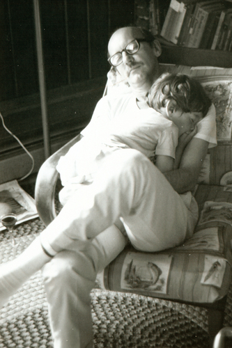 Sleeping, June 1970