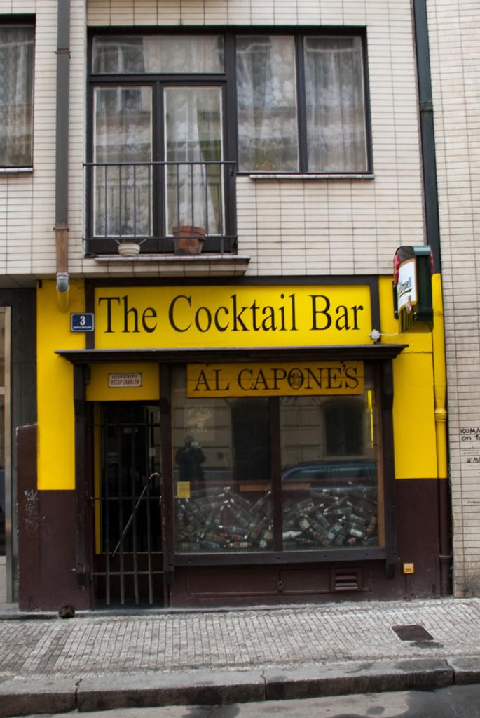 Al Capone's Cocktail Bar