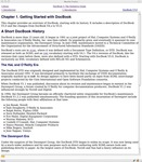 Getting Started with DocBook in ePUB