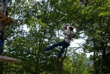 Jiminy Peak zipline