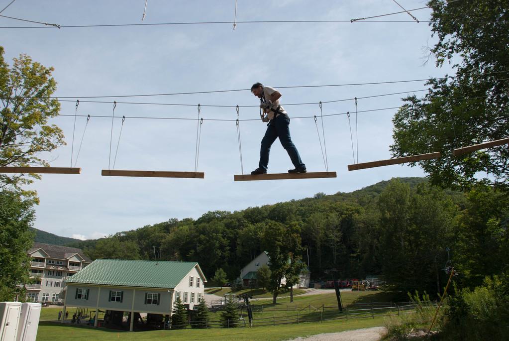Jiminy Peak obstacle