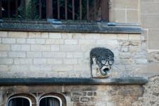St Edmund Hall Gargoyle
