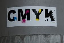 CMYK skateboarding