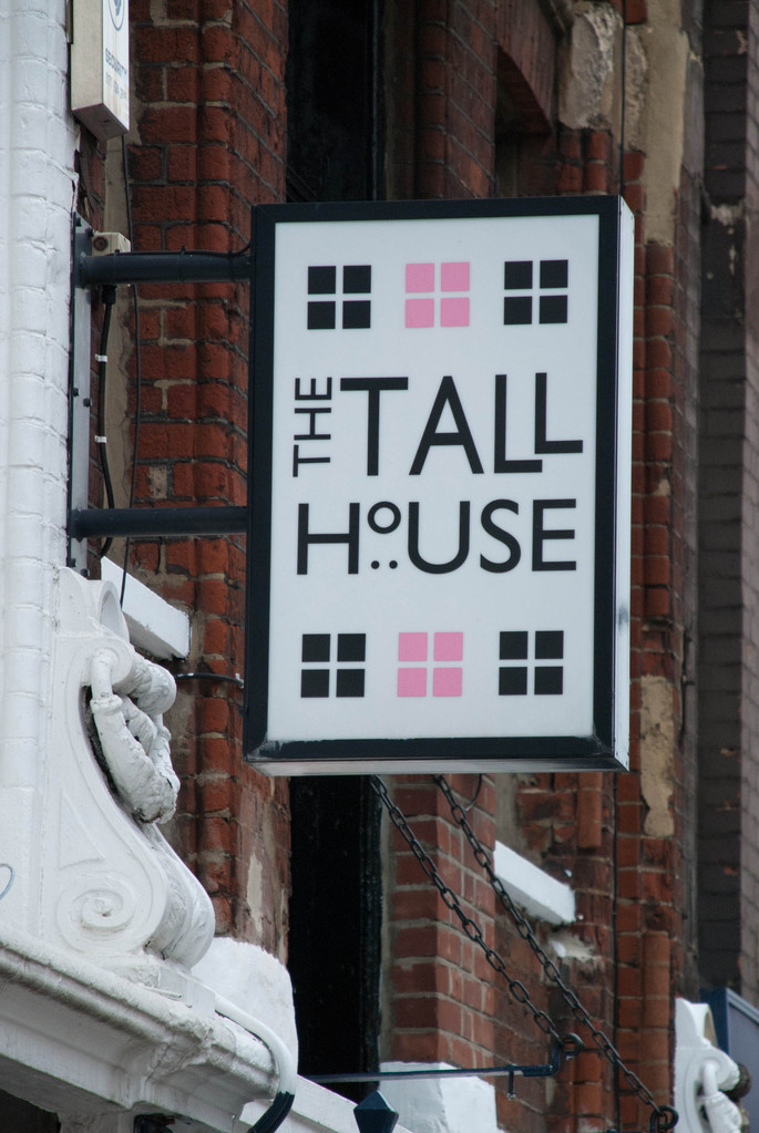 The Tall House