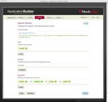 Configured title and metadata